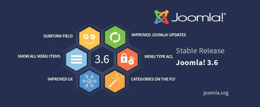 New Features and Improvements in Joomla! 3.6