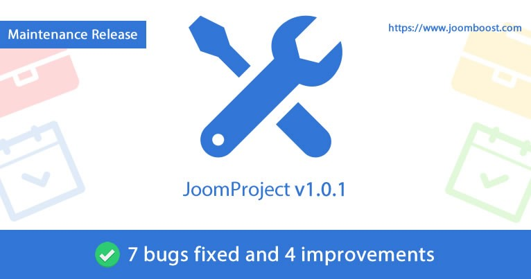 joomproject-maintenance