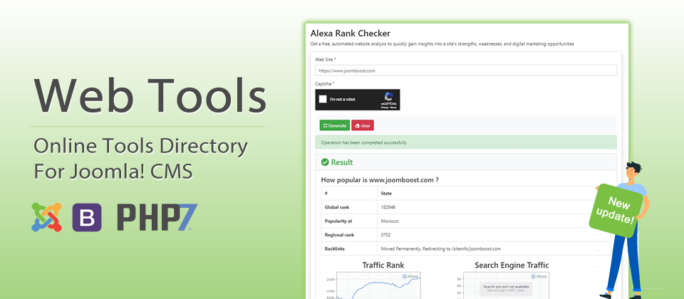 Online Web Tools v2.0 - Build tools directory
