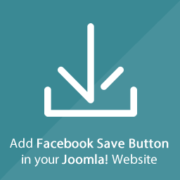Easy Facebook Save Button