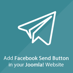 Easy Facebook Send Button