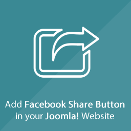 Easy Facebook Share Button