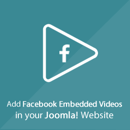Easy Facebook Embedded Videos Joomboost